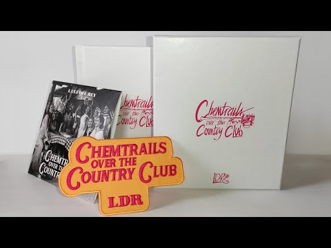 Lana Del Rey - Chemtrails Over The Country Club / unboxing cd Box Set /