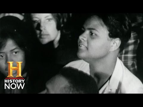 Cheryl Brown Henderson Reflects On Brown V. Board Of Education | History NOW