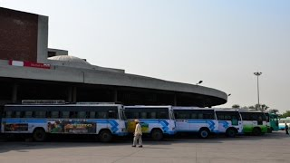 Chandigarh Bus Stand Sector 43