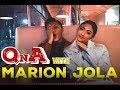 QNA WITH MARION JOLA - RIZKY FEBIAN MASUK LIST MARION JOLA !!