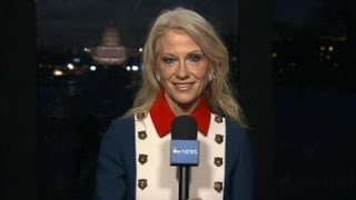 Presidential Inauguration | Kellyanne Conway Interview