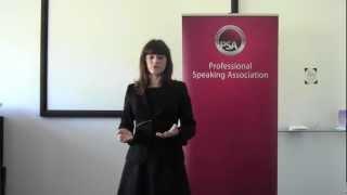 Isabella Brusati - Professional Speaking Association