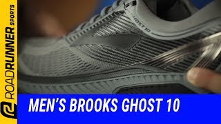 Men's Brooks Ghost 10 | Fit Expert Review