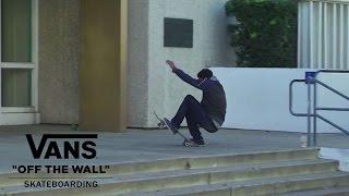 Santiago Echavarria | L.A. Tour | Part 1 - Vans Colombia Skate