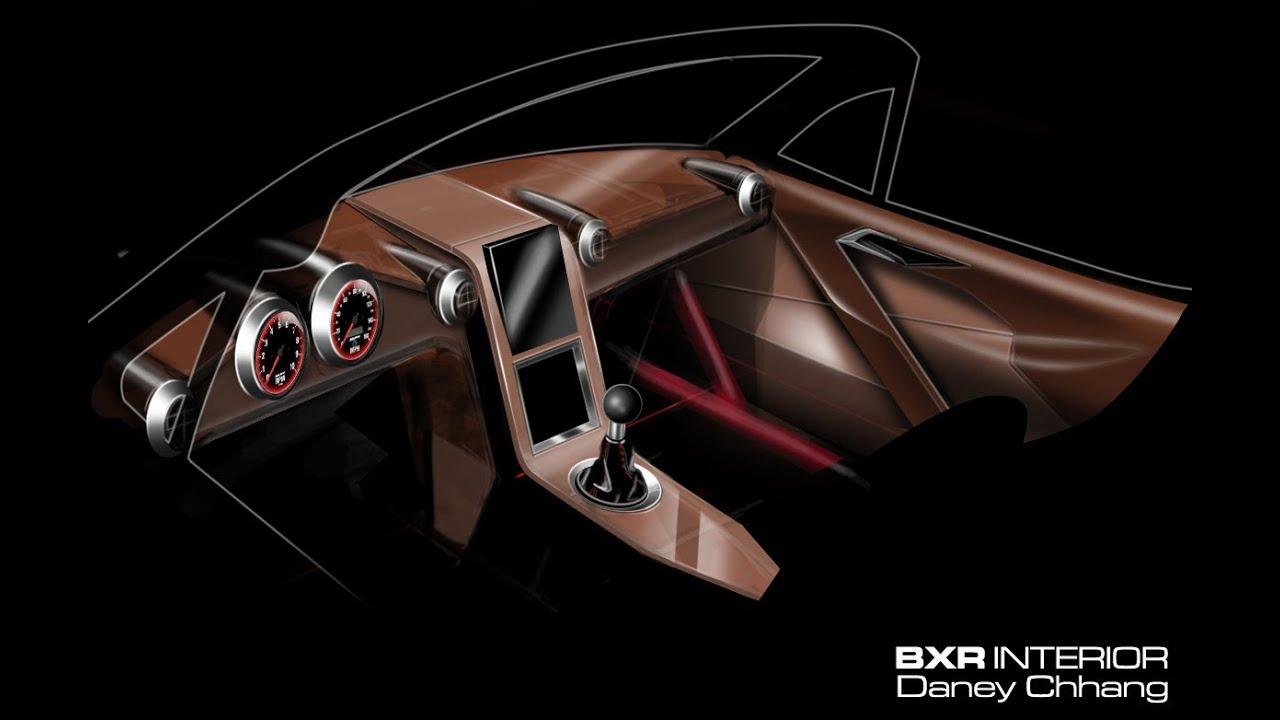 ... Interior with Chavant Y2-Klay - Bailey Blade XTR - Part 70 - YouTube