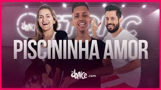 Piscininha amor - Whadi Gama   FitDance TV (Coreografia) Dance Video
