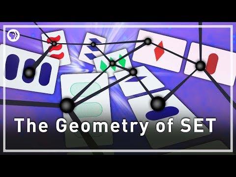 The Geometry Of SET | Infinite Series