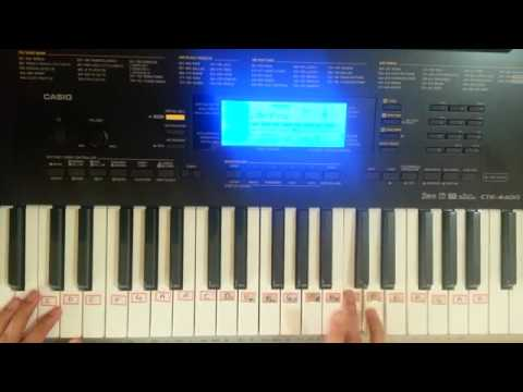 Kanasalu neene manasalu neene kannada piano from bayaludari