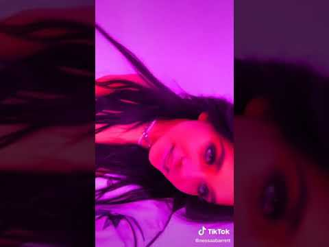 nessa and Jaden tiktok for their new song collab