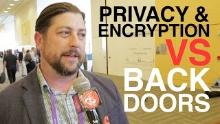 RSA 2017 ▶︎ Privacy vs. Security