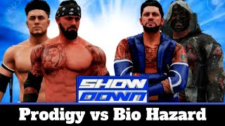 Showdown: Bio Hazard vs Prodigy Productions
