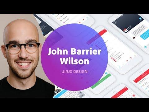 Solving Design Problems with John Barrier Wilson - 3 of 3
