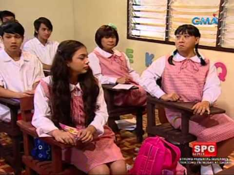 Bubble Gang: Ang bubble gum ni Bureche