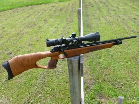 Steyr Hunting 5 Automatic In 4.5 FAC 10 Schuss Auf 41 Meter