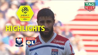 SM Caen - Olympique Lyonnais ( 2-2 ) - Highlights - (SMC - OL) / 2018-19