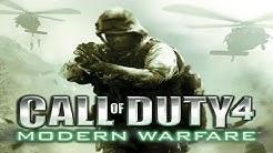 Call Of Duty 4 Modern Warfare - Game Movie