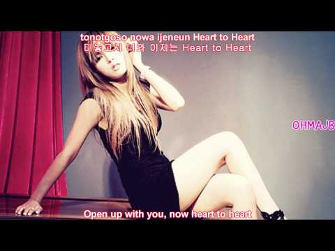 4minute Heart to Heart Eng Sub with Rom [1080p]