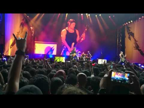 Hit the Lights  For Whom the Bell Tolls  Fuel  Metallica Costa Rica 2016