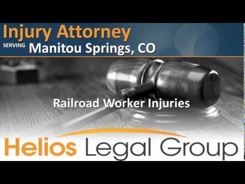 Manitou Springs Injury Attorney - Colorado