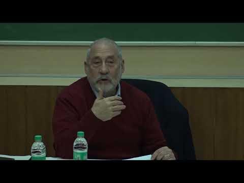 Plennary Talk by Joseph E. Stiglitz and Avinash Dixit on 18th Dec, 2017, ISI Delhi