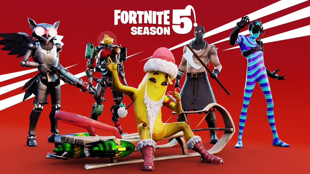 Fortnite: Season 5 | Chapter 2