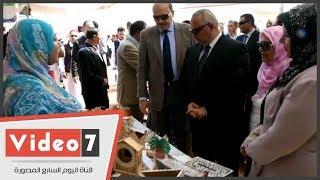 بالفيديو..انطلاق فعاليات مهرجان الخيول العربية الـ22 بالشرقية