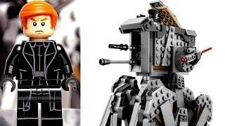 LEGO Star Wars Обзор Последние джедаи Шагоход Первого Ордена 75177 видео