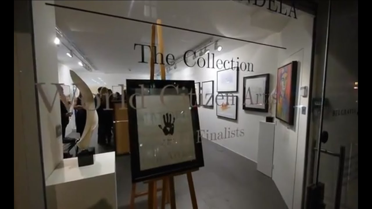 World Citizen Artists Exhibition 2014 @ Belgravia Gallery (London)