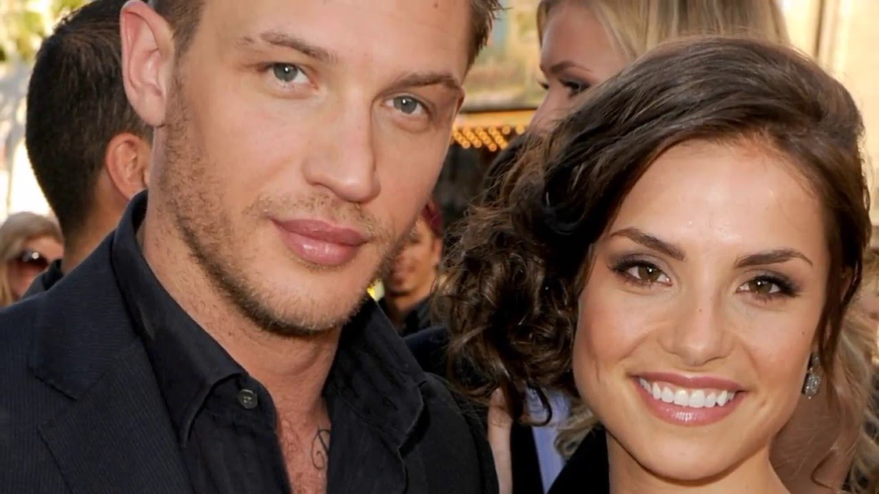 Tom Hardy & wife Charlotte Riley I Love Me Like You Do I ...