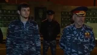Новый исполняющий обязанности начальника ОВД по Чеченской республике