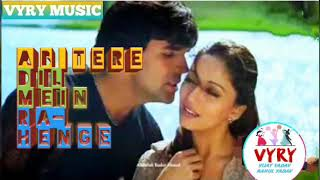 #old songsAB TERE DIL MEIN HUM AA GAYE (HIGH QUALITY SOUND N VIDEO)