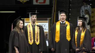Alma Mater: Performed at University of Wyoming Spring 2012 Commencement
