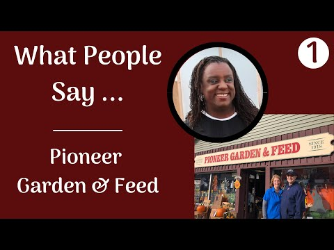 What People Say About Elmhurst Hooplah | Episode 1 | Pioneer Garden & Feed
