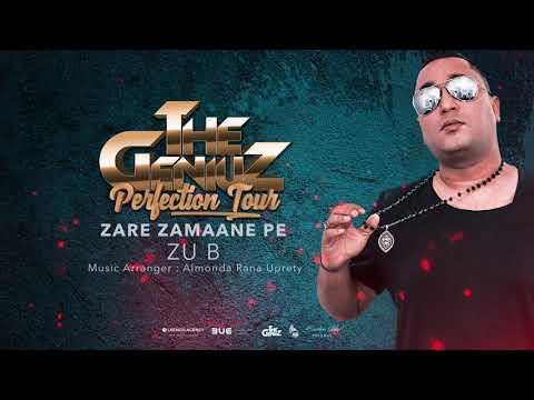 Zu-B - Zare  Zamaane Pe (The Geniuz) Audiotrack
