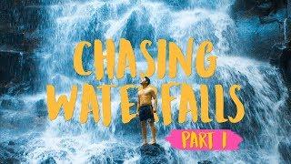 BALI'S GREATEST WATERFALL!! // CRUISING SOLO AROUND BALI - PART. 1