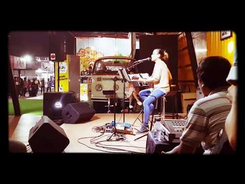 GEISHA - CINTA DAN BENCI (Live Cover Acoustic by Nufi Wardhana) Jateng Fair 2017
