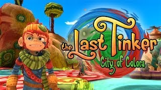 The Last Tinker: City of Colors - Official Announcement Trailer