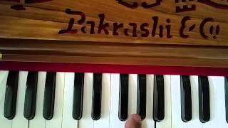 Re8 - Hare Krishna - Arabian sounding tune - based on Raag Bhairav - Morning