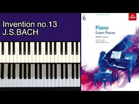 a look at bachs 6th invention in e minor Invention in e minor, bwv 778 (bach, johann sebastian) if performed i would look forward about a small reference to my invention in e minor alt ernative title.