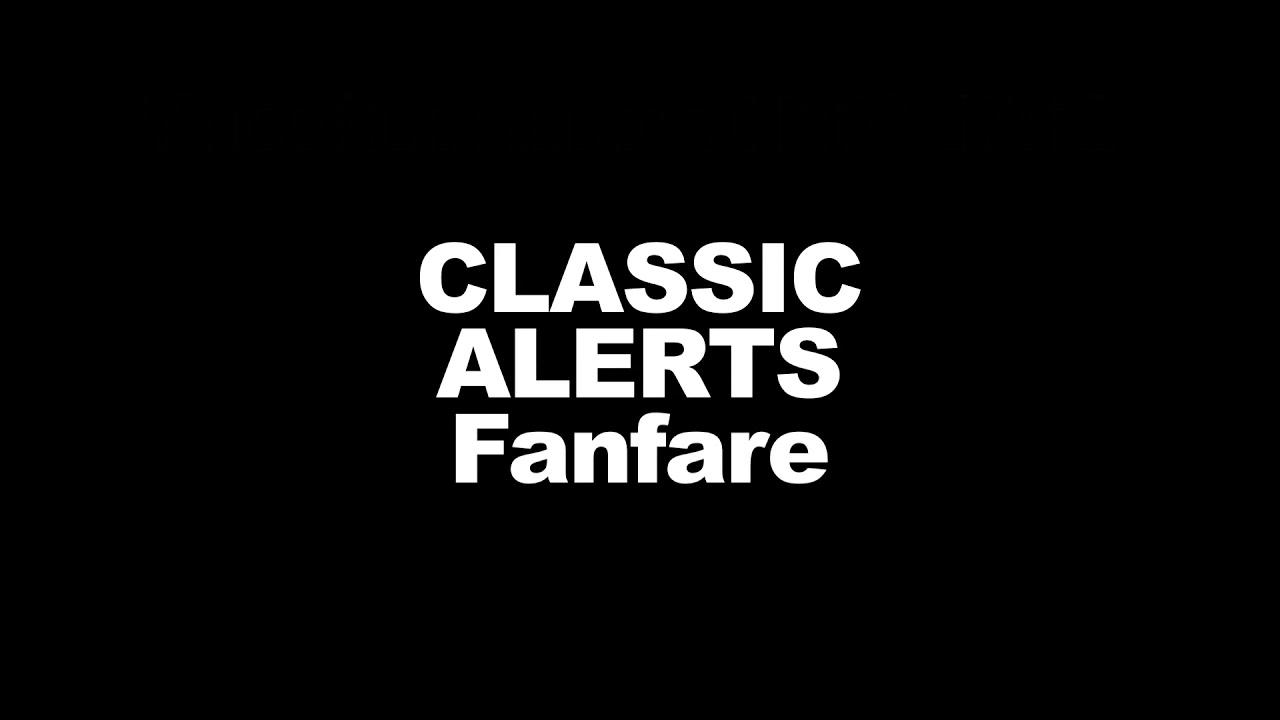 SOUND EFFECT | APPLE iPhone X ALERTS | FANFARE