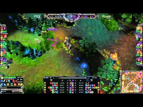 PEX vs Royal Game 3