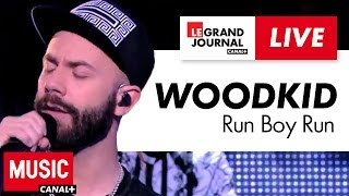 Woodkid - Run Boy Run en 4D - Live du Grand Journal