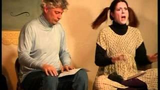 The New Vaudeville Revue -- Poetry Group -- April 2010