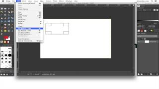 How to Draw Shapes in GIMP 2.8
