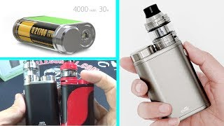 Difference between Eleaf iStick Pico 21700 100W Box Kit and iStick Pico 25 | Elegomall