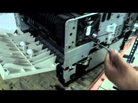 Proceedimento para retirar o FUSOR das impressora kyocera  FS-1110/1120D/1370DN/2135
