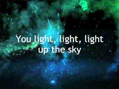 Light Up The Sky - The Afters (lyrics)