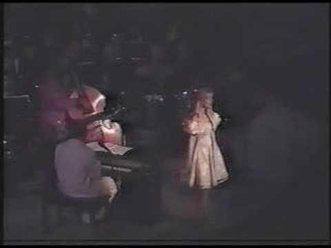 Sue Ann Pinner Sings Wind Beneath My Wings With Jo...