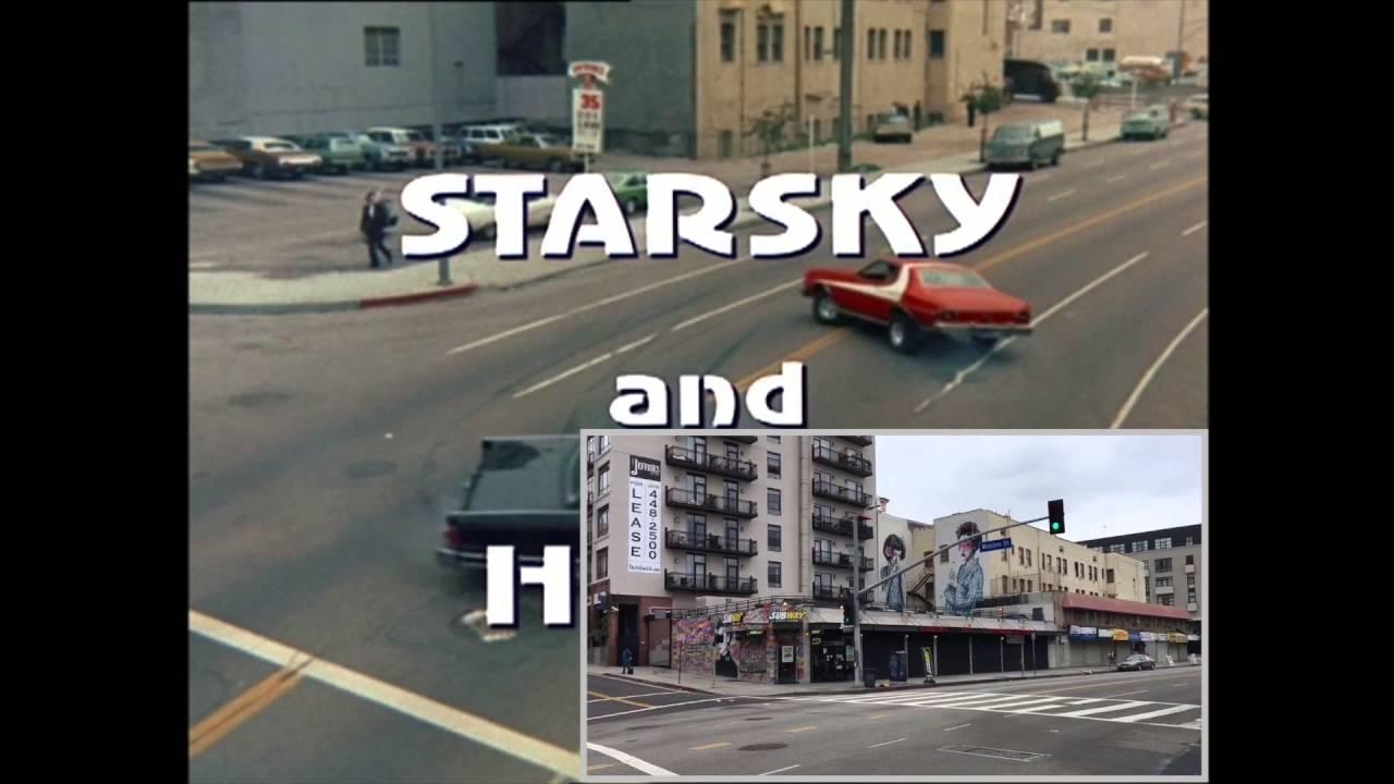 starsky hutch lieux de tournage youtube. Black Bedroom Furniture Sets. Home Design Ideas