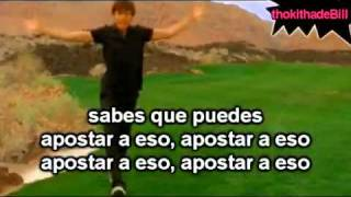 Bet on it- Zac Efron- subtitulos en español.flv